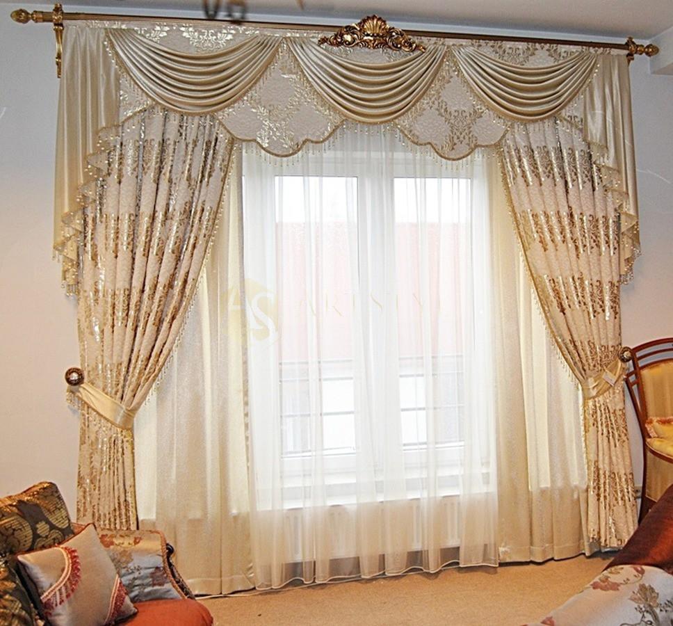dekoracja okna margarita