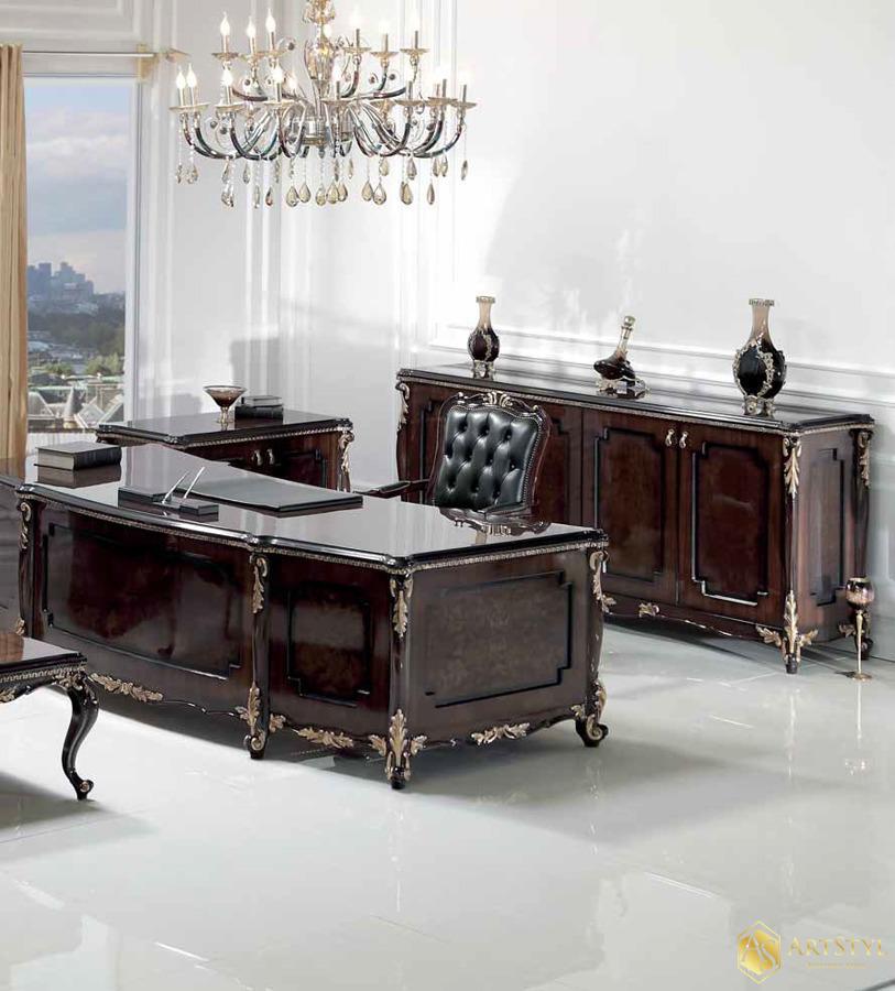 ekskluzywne biurko milano